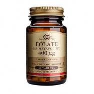 FOLATE 400 mcg (METAFOLIN) tabs 50s
