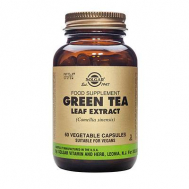 GREEN TEA LEAF EXTRACT veg.caps 60s