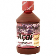 Op Acai Juice With Oxy3 500ml