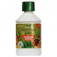 Op Aloe Vera Juice And Manuca Honey 500ml