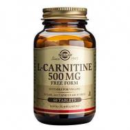 L-CARNITINE 500mg tabs 60s