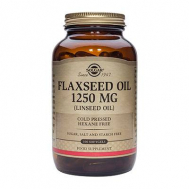 FLAXSEED OIL 1250mg softgels 100s