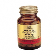 FOLIC ACID 400mg tabs 100s