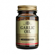 GARLIC OIL softgels 100s