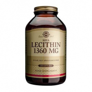 LECITHIN 1360mg softgels 250s