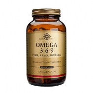 OMEGA-3-6-9 softgels 120s