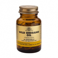 WILD OREGANO OIL softgels 60s