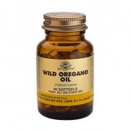 WILD OREGANO OIL softgels 60s
