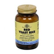 RED YEAST RICE 600mg veg.caps 60s