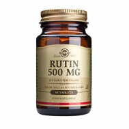 RUTIN 500mg tabs 50s