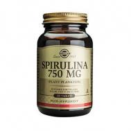 SPIRULINA 750mg tabs 100s