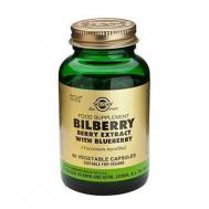 BILBERRY BERRY EXTRACT veg.caps 60s