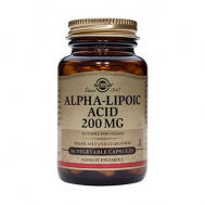 ALPHA LIPOIC ACID 200mg veg.caps 50s