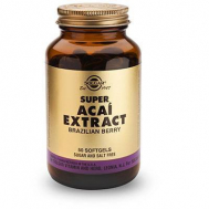 SUPER ACAI EXTRACT softgels 50s