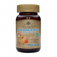 CHILDREN'S chewable DHA chewie-gels 90s
