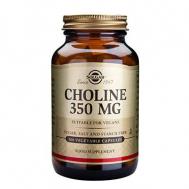 CHOLINE 350mg veg.caps 100s