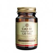 COENZYME Q-10 120mg veg.caps 30s