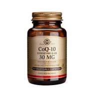 COENZYME Q-10 30mg veg.caps 60s