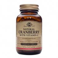 CRANBERRY with VITAM. C veg.caps 60s