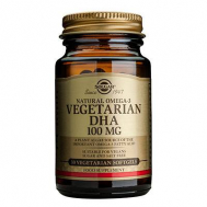 VEGETARIAN DHA 100mg softgels 30s