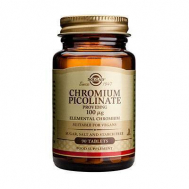 CHROMIUM PICOLINATE 100mg tabs 90s