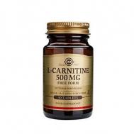 L-CARNITINE 500mg tabs 30s