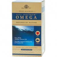 WILD ALASKAN FULL SPECT OMEGA soft.120s