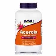 ACEROLA Pure Powder, Vegetarian - 6 oz.(170 gr)