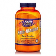 BETA-ALANINE Powder (100% Pure) - Vegetarian 500 gr