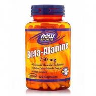 BETA-ALANINE 750 mg - 120 Caps