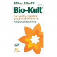 Bio-Kult 15 caps (Προβιοτική πολυδύναμη φόρμουλα για τη διατήρηση της υγείας του πεπτικού και ανοσοποιητικού)