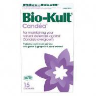 "Bio-Kult Candéa 15 caps (Προβιοτική πολυδύναμη φόρμουλα κατά της υπερανάπτυξης του μύκητα ""Candida"")"