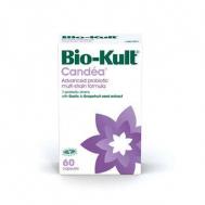 "Bio-Kult Candéa 60 caps (Προβιοτική πολυδύναμη φόρμουλα κατά της υπερανάπτυξης του μύκητα ""Candida"")"