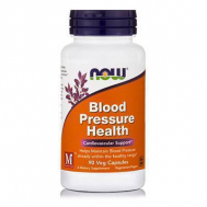 BLOOD PREASSURE HEALTH, w/ Mega Natural® - BP™ & Hawthorn Berry Extract 300 mg, 1.8% -  90 Vcaps®