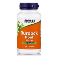 BURDOCK ROOT 430 mg, 100 Caps