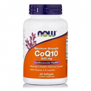 CoQ10 600mg- 60 Softgels