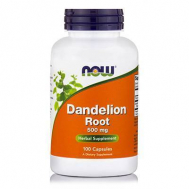 DANDELION ROOT 500 mg - 100 Caps