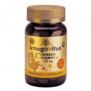 KANGAVITES vit.C 100mg chewab tabs 90s