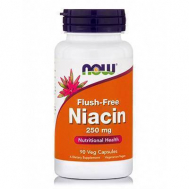 NIACIN FLUSH-FREE 2X 500 mg - 90 Vcaps®