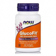 GLUCOFIT® - 18% Corosolic Acid 60 Softgels