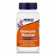 IMMUNE RENEW™ (8 Organic Mushrooms & Standardized Astragalus) - 90 Vcaps®