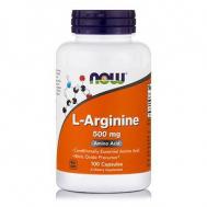 L-ARGININE 500 mg - 100 Caps