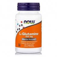 L-GLUTAMINE 500 mg - 120 Caps