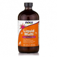 MULTI TROPICAL ORANGE LIQUID Flavor, Vegetarian - 16 oz. (473,6ml)