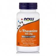 L-THEANINE 100 mg (Suntheanine® + Grean Tea) - 90 VCaps®