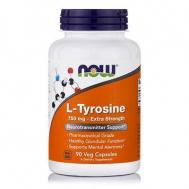 L-TYROSINE 750 mg (Free Form) - 90 Caps