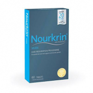 Nourkrin MAN 60 tabs (Για την αντιμετώπιση της τριχόπτωσης και αραίωσης των μαλλιών στους άνδρες)