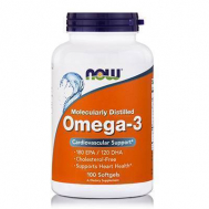 OMEGA-3 1000 mg - 100 Softgels