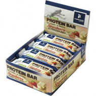 Me Sp Protein Bar Strawberry 12 x 60gr