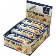 Me Sp Protein Bar Strawberry 12 x 60gr